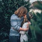 An embrace